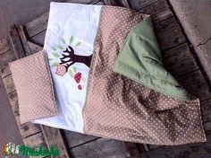 BAGOLY erdei babatakaró+ párna (NoaNoa) - Meska.hu