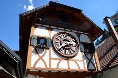 El reloj Cu-cú más grande del mundo.
