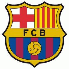 a2b77698e3a FC Barcelona Primary Logo () - Barcelona Badge