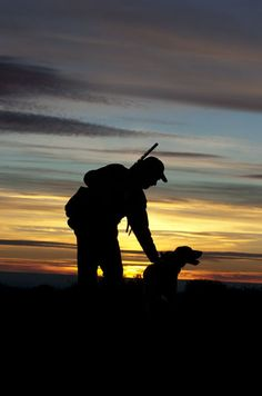 Hunting with your dog