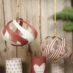 Prachtige kerstbal