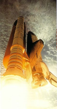 Space by LMC ~~ Image Space Shuttle