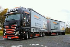 Actros MP4 gigaspace