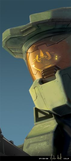 Master chief by zano.deviantart.com on @deviantART