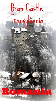 Find out the truth about Bram Stoker's Dracula by visiting Bran Castle in the Transylvania region of Romania: http://www.worldwanderingkiwi.com/2011/12/bram-stoker-dracula-bran-castle-transylvania-romania/