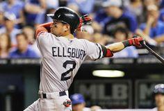 Jacoby Ellsbury. Boston Red Sox