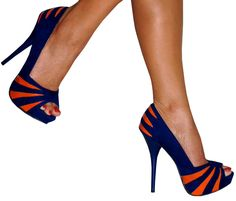 I want these, perfect for a Denver Broncos game! Or just to dress up my sunday best