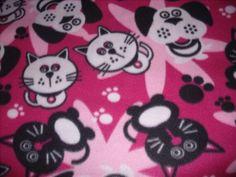 Cat & Dog blanket from The Beloved Pooch