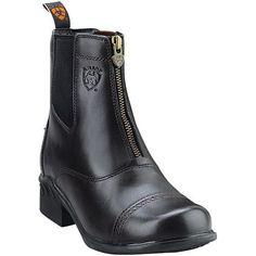 Ladies Ariat® Heritage III RT Zip Paddock Boot