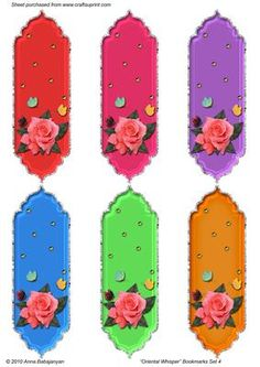 how to make a birthday bookmark