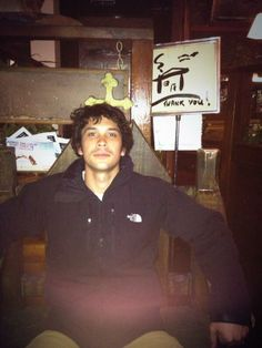 Bob Morley #The100