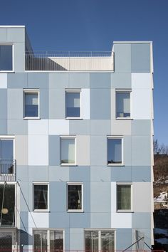 Spikerverket Housing / April Arkitekter