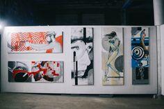 Detroit Art, Museum Of Contemporary Art, Home Art, Life Is Good, Art Gallery, Marketing, Artist, Painting, Murals