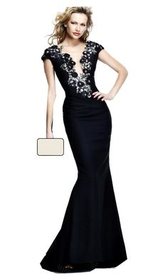 """Gala"" by english-princess on Polyvore featuring Tarik Ediz and Valextra"