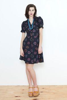 Carlson Revival Dress