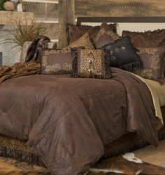 Gold Rush Bedding Set