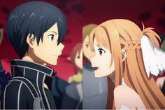 Sword Art Online, Online Art, Gun Gale Online, Kirito Asuna, Underworld, Fairy, Life, Cute Anime Couples, Warriors