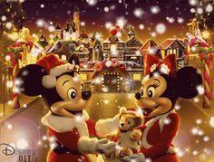 Felicitaciones De Navidad De Disney.Disneynet Es Disneynet En Pinterest