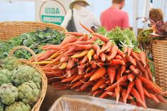 Little Italy Mercato Farmers' Market - every Saturday 8am to 2pm on Date Street in the heart of the neighborhood