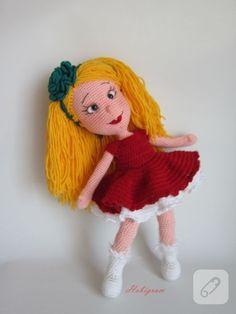 harika bir amigurumi bebek nasıl yapılır? detaylı tarifi, yapılışı, açıklaması, güzel resimleri ile burada. 10marifet.org'da güzelim amigurumi örgü oyuncak modelleri ve anlatımları var.