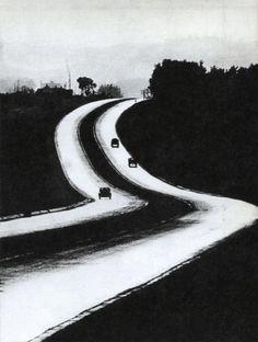 Romualdas Rakauskas - Motor Highway, Undated