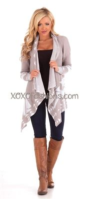 Cream Aztec Open Cardigan