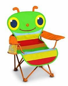 Amazon.com: Melissa & Doug Happy Giddy Chair: Toys & Games