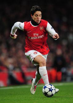 Samir Nasri - Arsenal