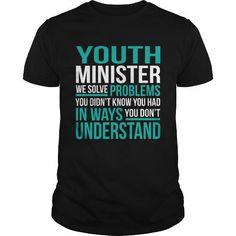 YOUTH MINISTER T-Shirts, Hoodies, Sweatshirts, Tee Shirts (22.99$ ==► Shopping Now!)