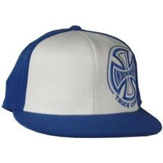 976e6746 Buy Independent Logo New Era Cap - Blue/White at the longboard shop in The  Hague, Netherlands