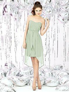 Social Bridesmaids Style 8120 http://www.dessy.com/dresses/bridesmaid/8120/