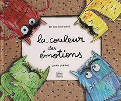 The Colour Monster Teaching Tools, Teacher Resources, Kindergarten First Week, Emotions Preschool, Pop Up, Libros Pop-up, 3 Year Old Boy, Core French, Monster