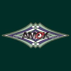 AMOK geometric waves - T-Shirts & Hoodies by dennis william gaylor, custom illustrated posters, prints, tees. Unique bespoke designs by dennis william gaylor . Custom Tees, Bespoke Design, South Pacific, Tshirt Colors, Wardrobe Staples, Female Models, Classic T Shirts, Waves, Posters