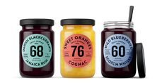 Orkla Foods Danmark came to Kontrapunkt with a new product range – fruit  spreads with alcohol – wanting a design concept to go with it. Several  challenges made this assignment interesting.