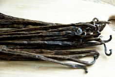 Vanilla Versus Vanillin: What You Need to Know  I use only pure vanilla extract. Be wary of raspberry flavoring that also uses beaver glands extract........gaaaack