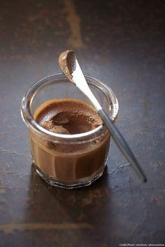 Pâte à tartiner chocolat-praliné