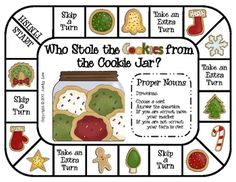 Here's a great way to practice proper nouns with a Christmas theme. This game can be used for literacy centers/stations, partner games, or small gr...