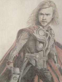 Thor by Amelia Maurer