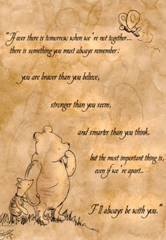 winnie the pooh Friendship quotes Cute Quotes, Great Quotes, Quotes To Live By, Inspirational Quotes, Smile Quotes, Sad Sayings, Top Quotes, Happy Quotes, Motivational