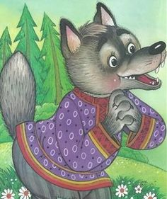 Wolf, Stories For Kids, Fairy Tail, Grinch, Sheep, Verses, Wonderland, Illustration Art, Fictional Characters