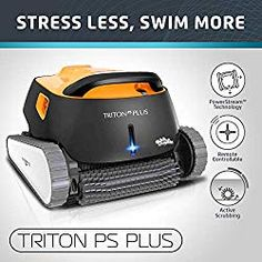The 18 Best Automatic Pool Cleaners Reviews & Buying Guide for 2019 Best Robotic Pool Cleaner, Best Automatic Pool Cleaner, Best Pool Vacuum, Best Above Ground Pool, Ps Plus, Pool Sizes, Pool Supplies, Pool Maintenance, Pool Cleaning