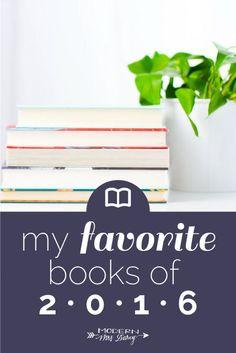 My favorite books of 2016 | Modern Mrs Darcy