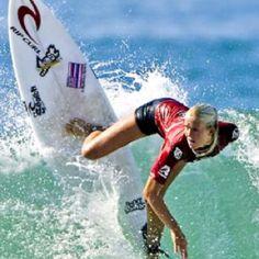 Bethany Hamilton: Any surfer girl's inspiration