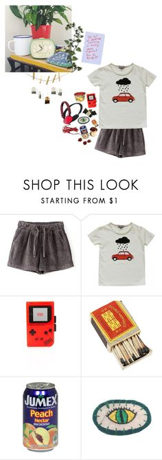 """."" by surgeetage ❤ liked on Polyvore featuring Emile et Ida, Urania Gazelli, Garance Doré and Rubbermaid"