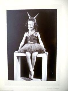Vintage-Ballerina-Framed-Photos-Black-White-Famous-Balerina-NYC-Dance-1950s