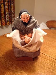 Selling for over $400.00 ends in about ten minutes. 7 bidderd Simpich Dolls - Old Woman in Dolls & Bears, Dolls, By Brand, Company, Character   eBay