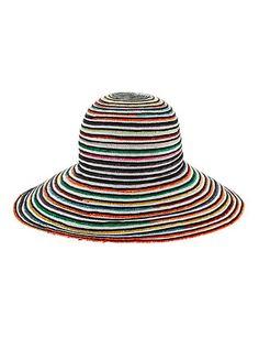 Missoni Mare Stripe Sun Hat