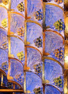 Great Buildings And Structures, Amazing Buildings, Modern Buildings, Real Madrid, Gaudi Mosaic, Landscape Arquitecture, Dubai Skyscraper, Spanish Architecture, Barcelona Catalonia