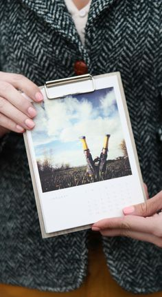 The perfect gift. // Artifact Uprising | Create your own Premium Photo Calendar