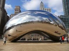 City of big shoulders and even bigger artworks: The transformative power of public art in Chicago Anish Kapoor, Reference Images, Glass Design, Architecture Design, Contemporary Art, Street Art, Chicago, Sculpture, Landscape